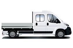 Jumper Pickup Doble Cabina