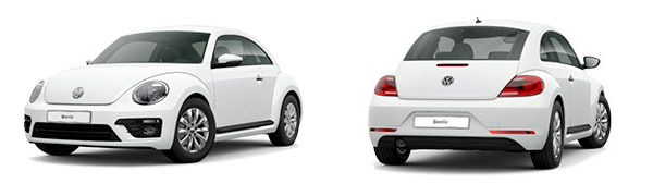 Modelo Volkswagen Beetle Beetlemania