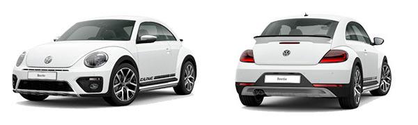 Modelo Volkswagen Beetle Dune