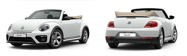Modelo Volkswagen Beetle Cabrio R-Line