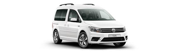 Modelo Volkswagen Comerciales Caddy Kombi 5p Comfortline