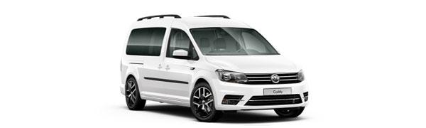 Modelo Volkswagen Comerciales Caddy Kombi 5p Maxi Outdoor