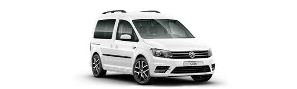 Modelo Volkswagen Comerciales Caddy Kombi 5p Outdoor