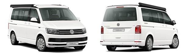 Modelo Volkswagen Comerciales California - Para Particular Ocean