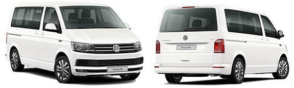 Modelo Volkswagen Comerciales Caravelle - Para Particular Premium