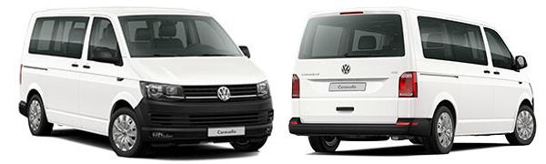Modelo Volkswagen Comerciales Caravelle - Para Particular Trendline