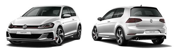Modelo Volkswagen Golf 3p GTI Perfomance