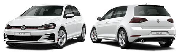 Modelo Volkswagen Golf 5p GTI