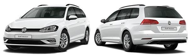Modelo Volkswagen Golf Variant Advance