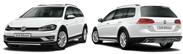 Modelo Volkswagen Golf Variant Alltrack