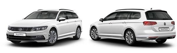 Modelo Volkswagen Passat Variant R-Line Exclusive