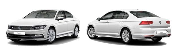Modelo Volkswagen Passat R-Line Exclusive