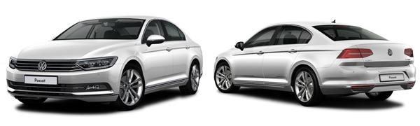Modelo Volkswagen Passat Sport
