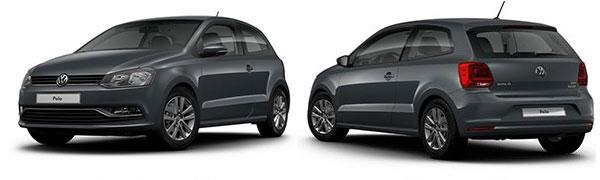 Modelo Volkswagen Polo 3p Advance