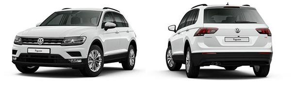 Modelo Volkswagen Tiguan Advance