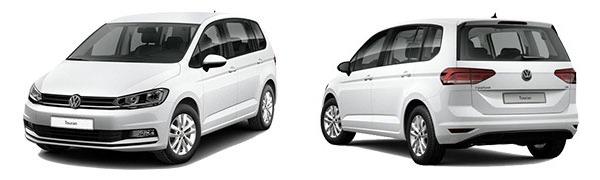 Modelo Volkswagen Touran Edition