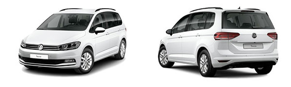 Modelo Volkswagen Touran Advance