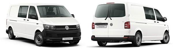 Modelo Volkswagen Comerciales Transporter Combi Mixto Plus