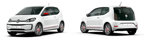 Modelo Volkswagen up! 3p Beats