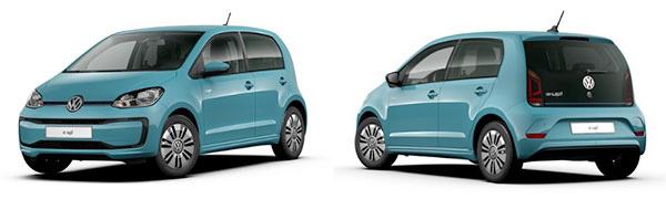 Modelo Volkswagen up! 5p e-up!