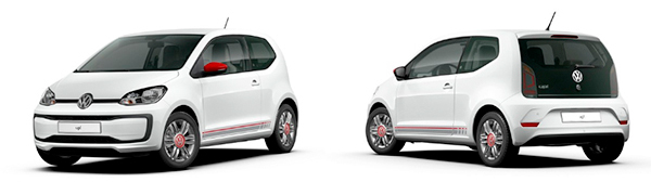 Modelo Volkswagen up! 5p Beats