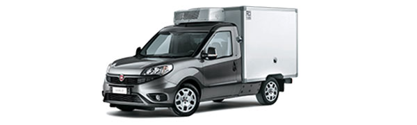 Modelo Fiat Professional Doblò Cargo Cabina Plataforma Base