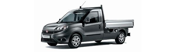 Modelo Fiat Professional Doblò Cargo Volquete lateral Base