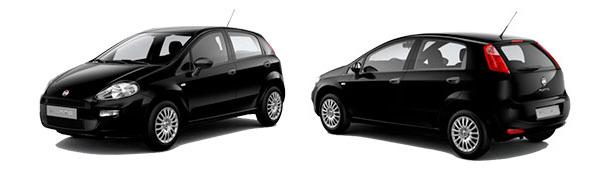 Modelo Fiat Punto 5p Pop