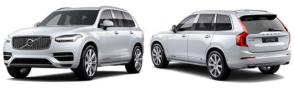 Modelo Volvo XC90 Excellence
