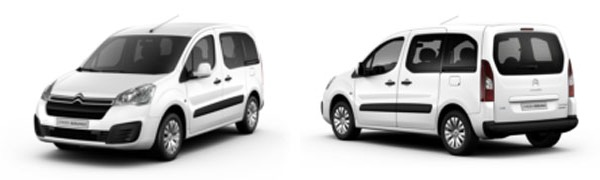 Modelo Citroën Berlingo Combi 5p Feel