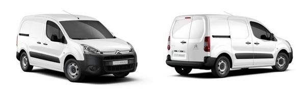 Modelo Citroën Berlingo Furgón 3p Dangel