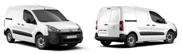 Modelo Citroën Berlingo Furgón 4p -