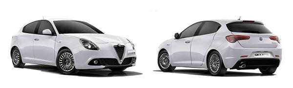 Modelo Alfa Romeo Giulietta Giulietta