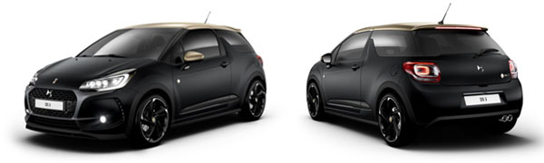 Modelo DS DS 3 Performance Black Special