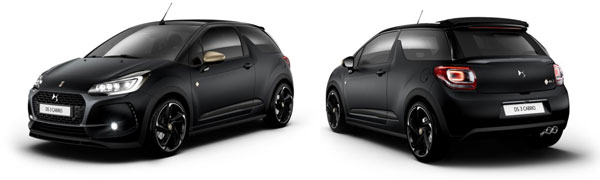 Modelo DS DS 3 Cabrio Performance Black Special