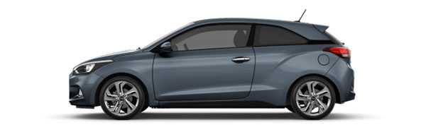 Model Hyundai i20 Coupé 3p Klass