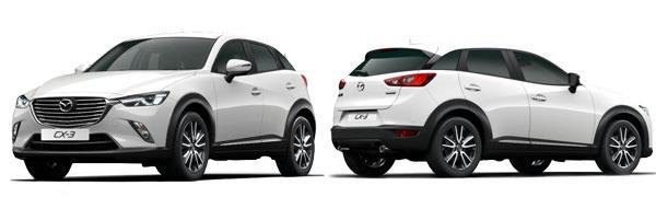 Modelo Mazda CX-3 Luxury