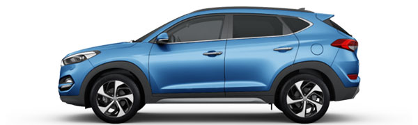 Modelo Hyundai Tucson Essence