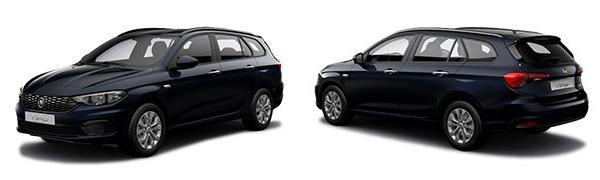Modelo Fiat Tipo Station Wagon Easy