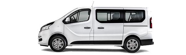 Modelo Fiat Professional Talento Combi 4p Base