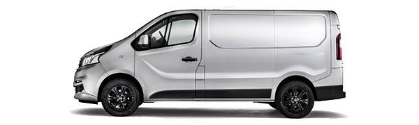 Modelo Fiat Professional Talento Furgón 4p Base