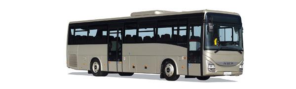 Modelo Iveco Transporte Interurbano Crossway