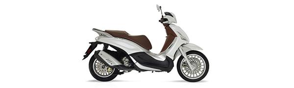 Modelo Piaggio New Beverly 300 ie