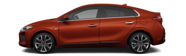 Model Hyundai Ioniq Klass