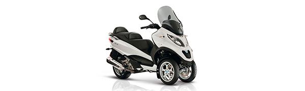 Modelo Piaggio MP3 500 Sport