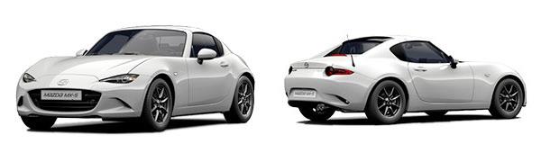 Modelo Mazda MX-5 RF Luxury