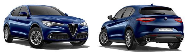 Modelo Alfa Romeo Stelvio -