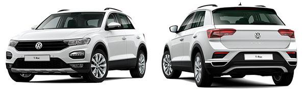 Modelo Volkswagen T-Roc Advance