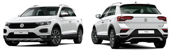 Modelo Volkswagen T-Roc Sport