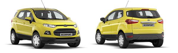 Modelo Ford EcoSport Trend